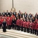 Keski-Pohjanmaan kamarikuoro, kuva 25- vuotisjuhlakonsertista 3.11.12